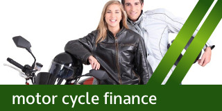motorcycle finance from Pinewood Asset Finance